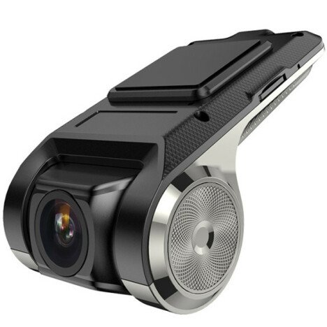 Camera auto DVR iUni Dash X28, Full HD, Unghi Filmare 150 grade, WDR, Night Vision by Anytek